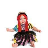 Disfraz de Sally Pesadilla Antes de Navidad para bebé