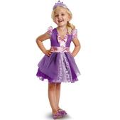 Disfraz de Rapunzel Bailarina classic para niña