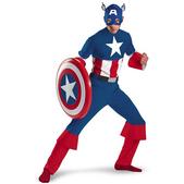 Disfraz de Capitán América classic