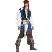 Disfraz de Capitán Jack Sparrow