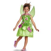 Disfraz de pequeña Campanilla classic para niña