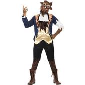 Disfraz de bestia para hombre