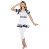 Disfraz de Miss Marinera