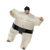Disfraz de luchador de sumo deluxe