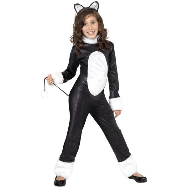 Imagenes disfraz de gata para niña - Imagui