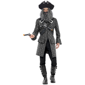 Disfraz de pirata terror de los mares