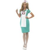 Disfraz de enfermera de quirófano Classic