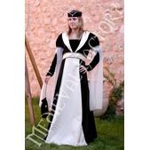 Mittelalter Kleid Frau Ines