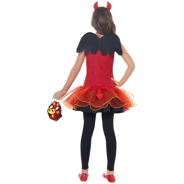 Déguisement de Diavlo Moshi Monsters pour fille: acheter en ligne sur ...