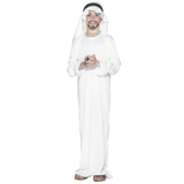 Disfraz de señor árabe para niño