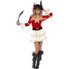 Disfraz de reina pirata Fever para mujer
