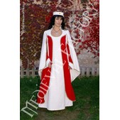 Vestido medieval Leonor