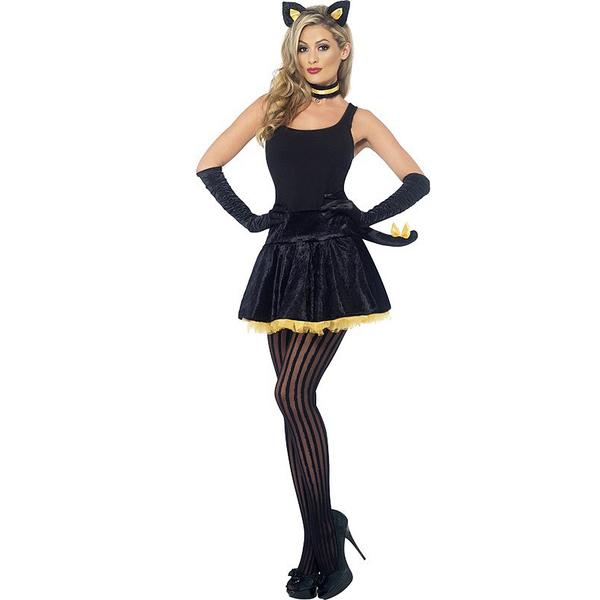 Amazones: disfraz de gato