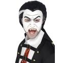 Media máscara de vampiro