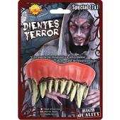 Dentadura puntiaguda