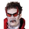 Gafas con cuernos de demonio