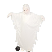 Disfraz de fantasma aterrador infantil