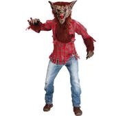 Déguisement de loup garou effrayant