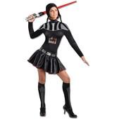 Disfraz de Darth Vader para mujer