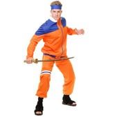 Disfraz de guerrero ninja Naruto