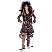 Disfraz de duendy mujer