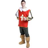 Disfraz de espadachín
