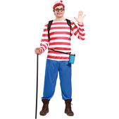 Déguisement de Wally excursionniste