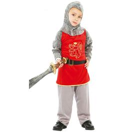 Disfraz de guerrero feudal para niño