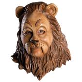 Máscara de león cobarde