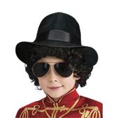 Sombrero de Michael Jackson para niño