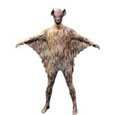 Disfraz de murciélago Morphsuit