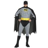 Disfraz de Batman musculoso talla grande