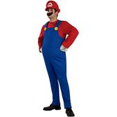 Disfraz de Super Mario Bros Deluxe talla grande