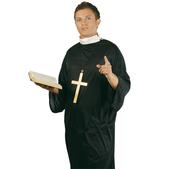 Déguisement de curé pour homme