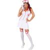 Disfraz de enfermera de cuidados intensivos