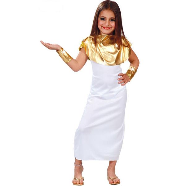 disfraz de griega para nia