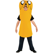 Disfraz de Jake de Hora de Aventuras para niño
