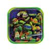 Set de platos grandes de las Tortugas Ninja