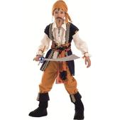 Costume de méchant pirate garçon