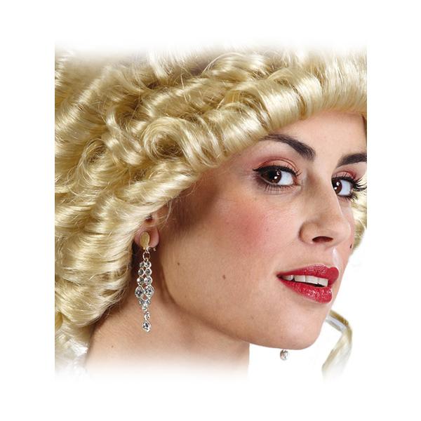 Funidelia FR  Boucles d'oreilles brillantes
