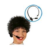 Auriculares de micrófono