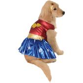 Disfraz de Wonder Woman Deluxe para perro