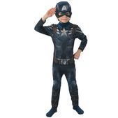 Costume de Captain America Soldat de l'hiver pour garçon