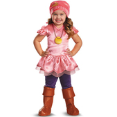 Disfraz de Izzy deluxe para niña