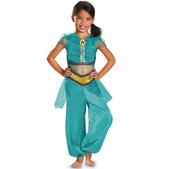 Disfraz de Jasmine classic para niña