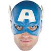 Máscara Capitán América adulto
