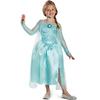 Disfraz de Elsa Frozen Reina de las Nieves para niña
