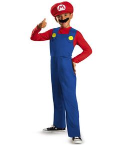 Disfraz de Mario Bros classic para niño