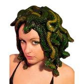 Perruque de méduse sculptée