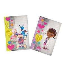 Set de bolsas rectangulares La Doctora Juguetes